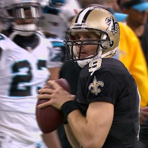 Week 14: New Orleans Saints quarterback Drew Brees highlights