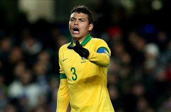 Thiago Silva: Spain's reserves as strong as its starters