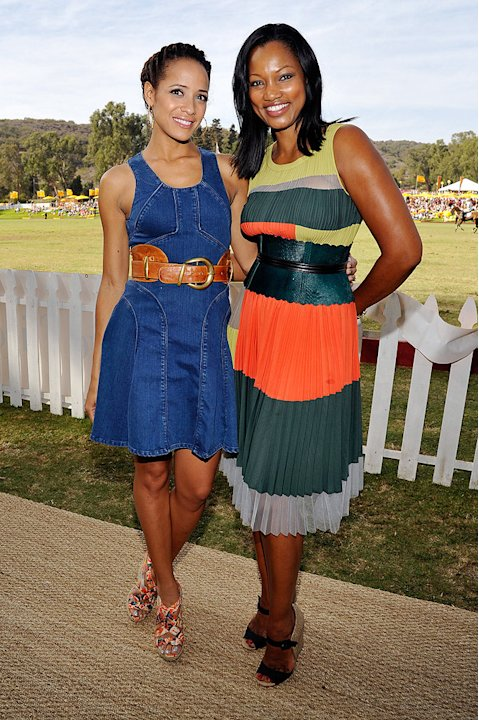 Dania Ramirez, Garcelle Beauvais