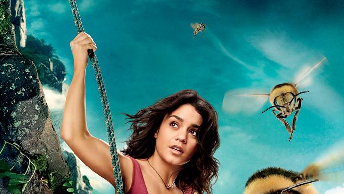 Journey 2 The Mysterious Island 2012 Warner Bros. Pictures Vanessa Hudgens