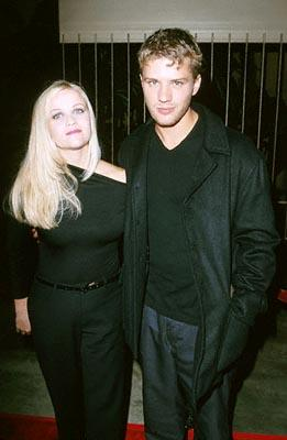 Reese Witherspoon and Ryan Phillippe at the Egyptian Theater premiere of Artisan's The Way of the Gun