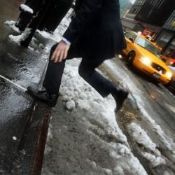 New York hits speed bumps in pursuit of zero traffic fatalities