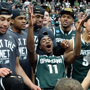 The pattern behind Michigan State's Final Four run