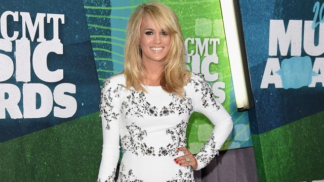 Carrie Underwood Works Out With Adorable 5-Month Old Son Isaiah