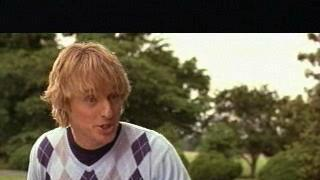 Wedding Crashers Scene: Football
