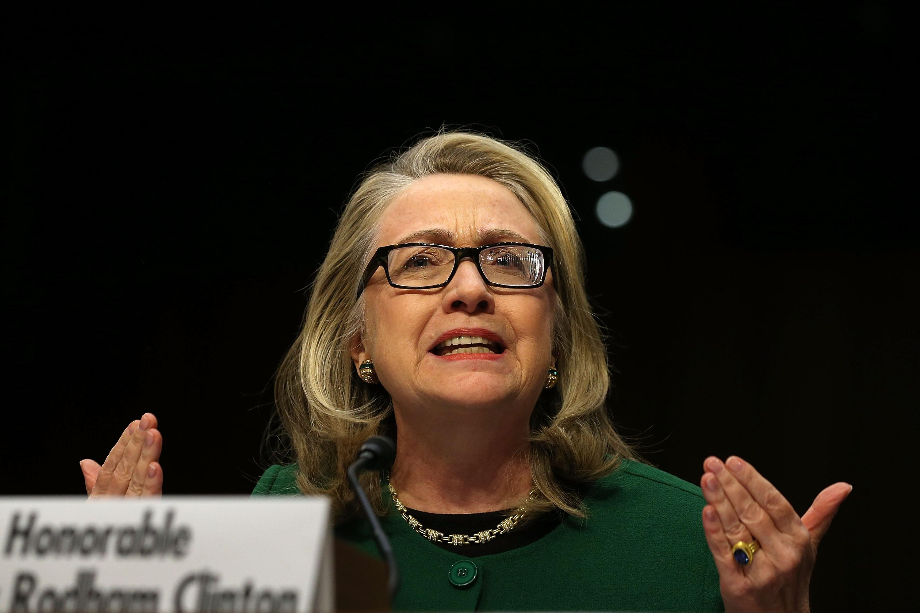 Congressman: Hillary Clinton willing to testify before Benghazi panel