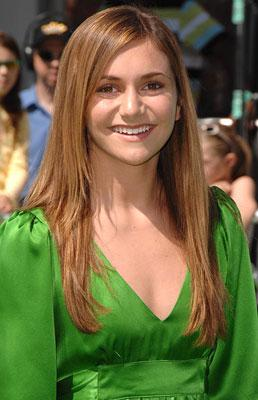 Alyson Stoner at the Los Angeles premiere of DreamWorks' Shrek the Third