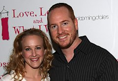 Katie Finneran and Darren Goldstein | Photo Credits: Ben Hider/Getty Images