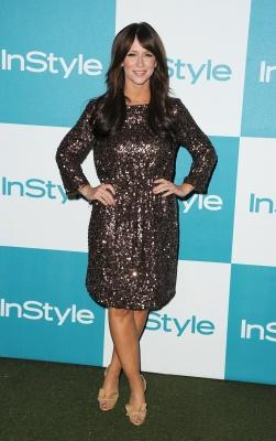 Jennifer Love Hewitt sparkles at the 10th Annual InStyle Summer Soiree held at The London Hotel in West Hollywood, Calif. on August 10, 2011  -- Getty Images