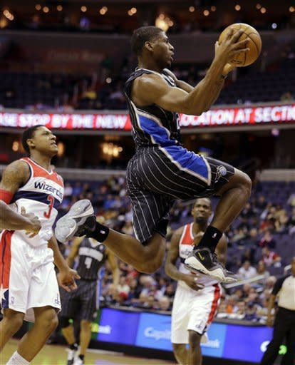 Wizards win 3rd straight, 120-91 over Magic