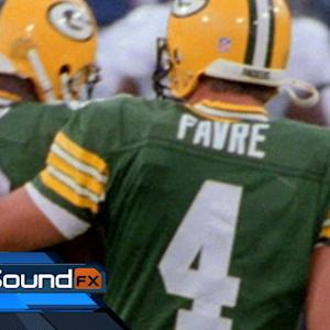 Green Bay Packers quarterback Brett Farve Mic'd Up