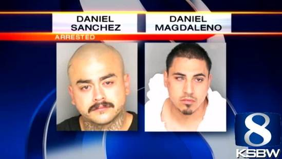 Salinas police arrest 3rd man suspected of shooting at officer