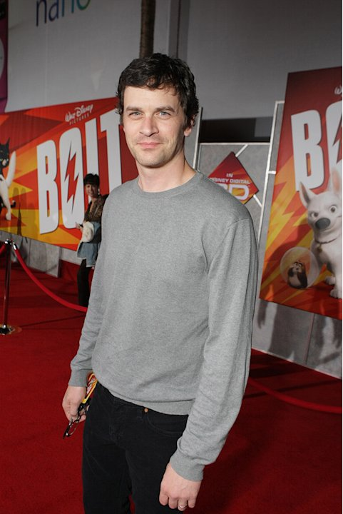Bolt LA Premiere 2008 Tom Everett Scott