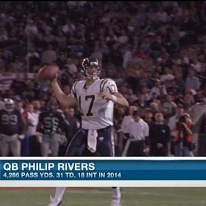 Do the San Diego Chargers intend to keep quarterback Philip Rivers?