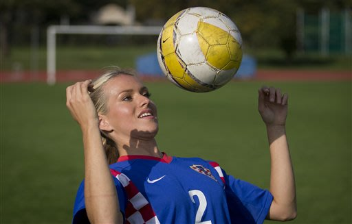 Croatia Female Soccer Coach