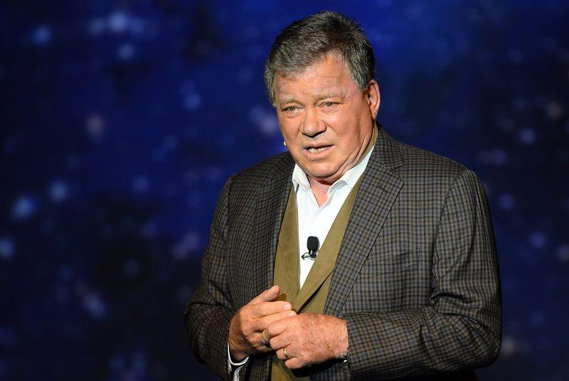 William Shatner apparently thinks a Kickstarter-funded water pipeline will save California