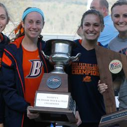 Bucknell wins Patriot League Women's Outdoor Track & Field title