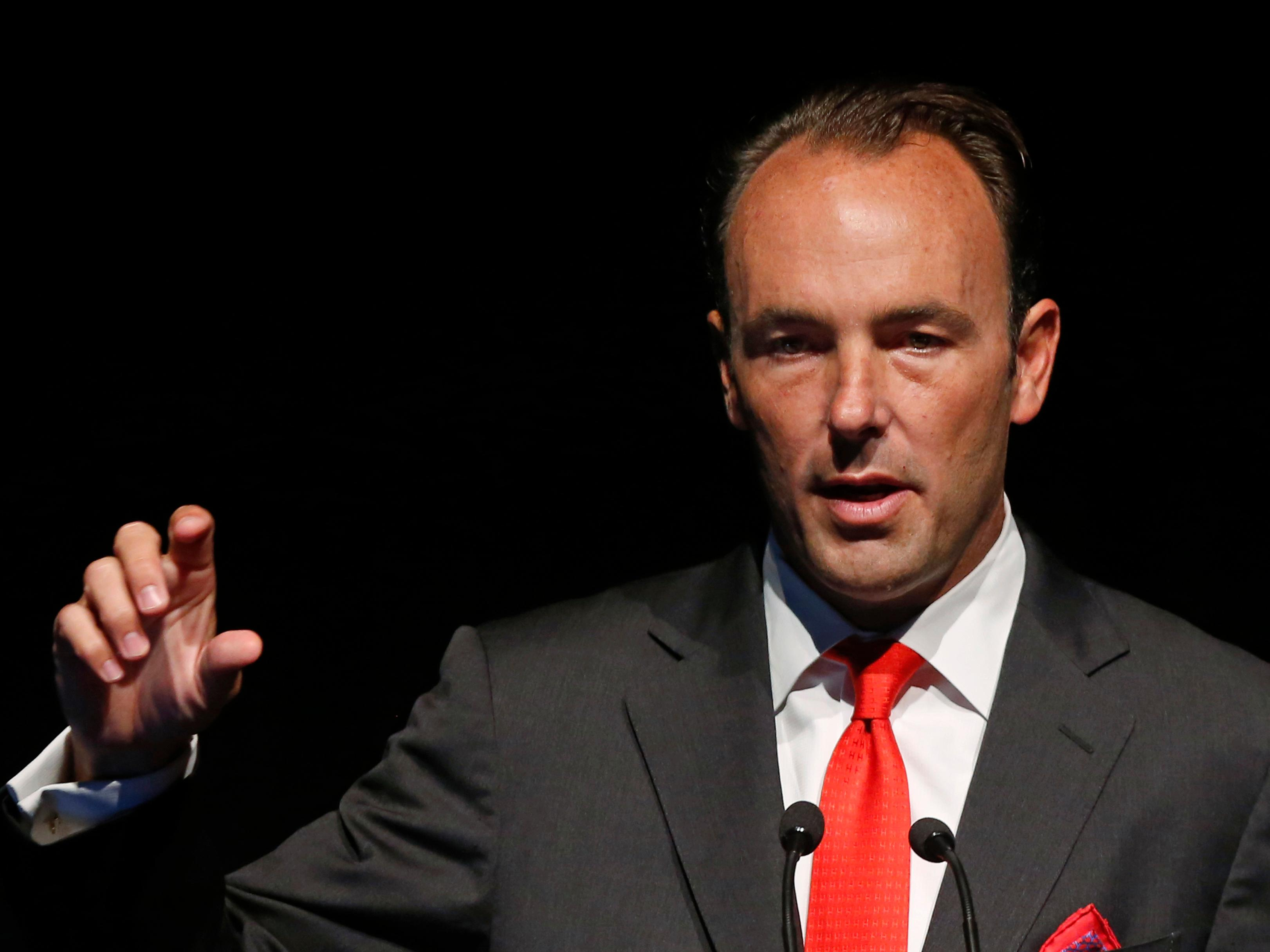 Kyle Bass is going to war with his latest short target