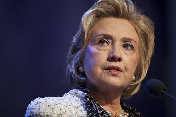 NBC Drops Hillary Clinton Miniseries