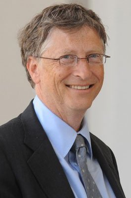 1. Bill Gates, Medina, Wash.,&nbsp;&hellip;