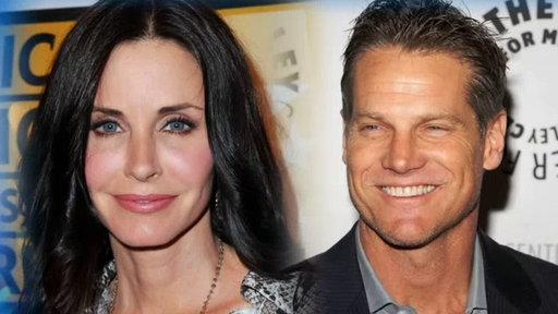 Courteney Cox Dating Cougar Town Costar Brian Van Holt