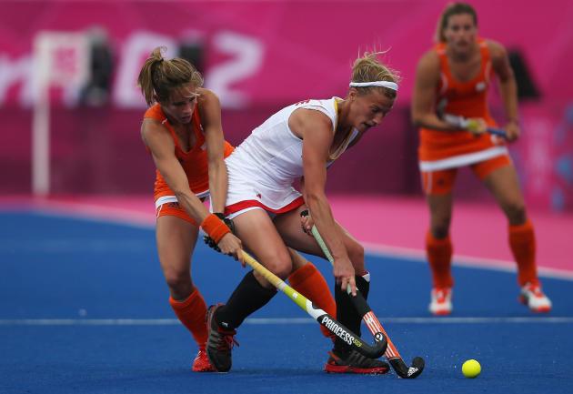 Olympics Day 2 - Hockey: Netherlands v Belgium