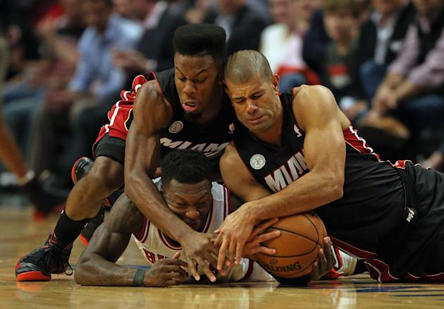 Miami Heat v Chicago Bulls - Game Four