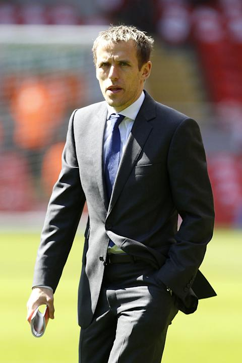 Soccer - Phil Neville File Photo