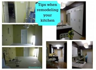 How to make life easier when remodeling your kitchen
