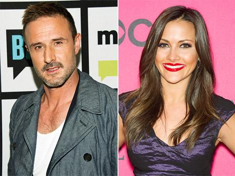 "David Arquette: Girlfriend Christina McClarty Is the ""Love of My Life"""