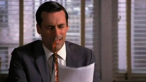 Mad Men Without Smoking