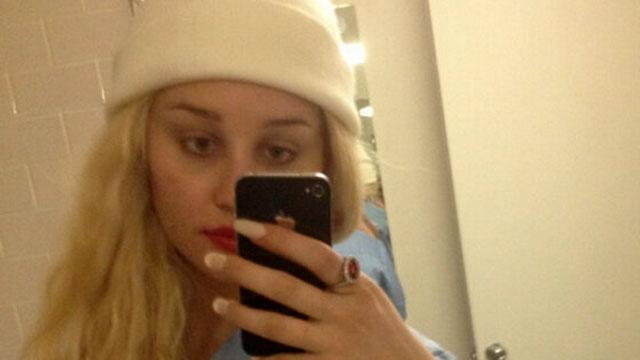 Amanda Bynes: I Shaved My Head