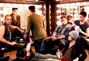 The Wanted Life | Photo Credits: E!