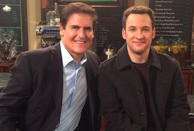 Girl Meets World Reels in Shark Tank's Mark Cuban for Season 2 Guest Spot
