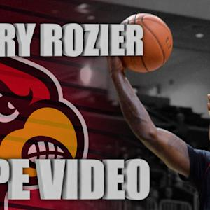 Louisville Guard Terry Rozier | NBA Draft Hype Video