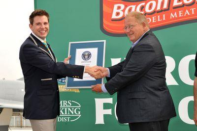 Guinness World Records is no longer just a book company. It's a branded experience.