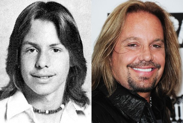 Heavy Metal Rockers—Before They Were Stars