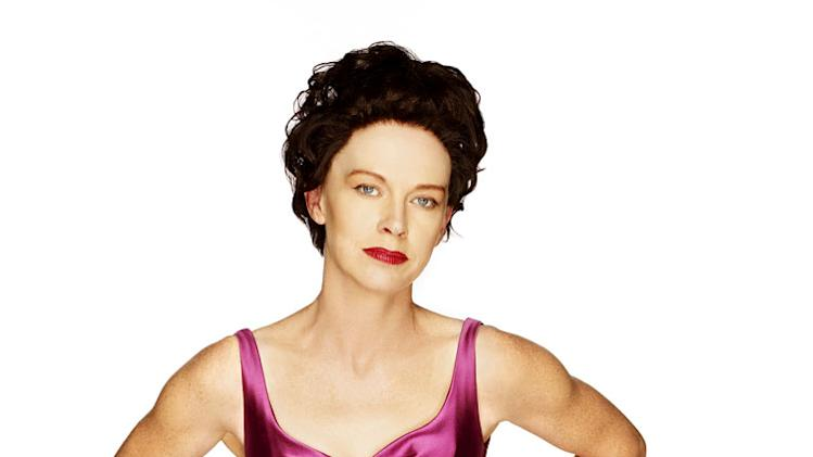 Judy Davis stars as Joan McAllister in The Starter Wife.