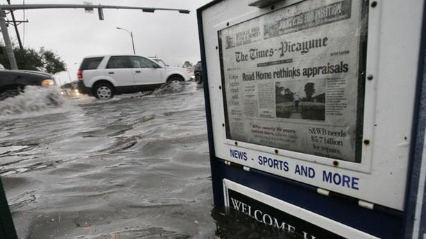 Budget Cuts Could Cost New Orleans Its Only Daily Newspaper