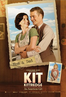 Julia Ormond and Chris O'Donnell star in Picturehouse's Kit Kittredge: An American Girl