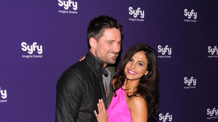 Warren Christie and Azita Ghanizada