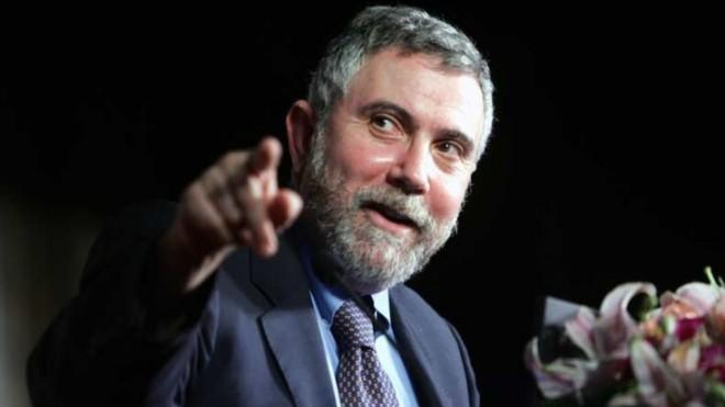 Paul Krugman has actually served in government before... in the Reagan administration.