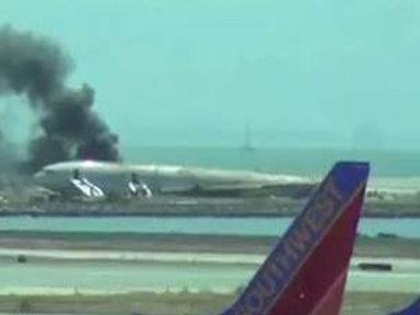 Asiana Flight 214 Used 'Visual Cues' for Landing
