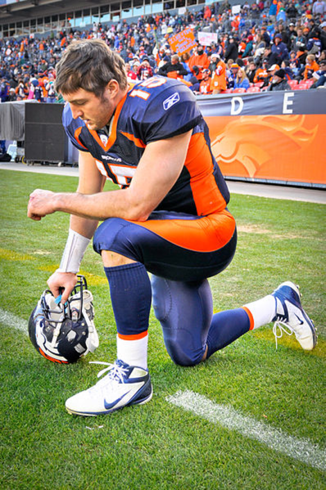 Tebow Mania Trumps Arena Football Championship Game on NFL Network:  Fan Reaction
