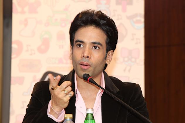 Tushar Kapoor explains the important role Sheik Munir will play in the upcoming film. Sanish Cherian/Yahoo! Maktoob