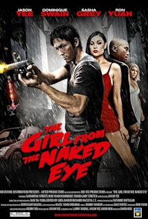 Poster of The Girl From the Naked Eye