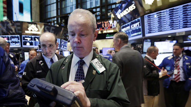 US stocks rise for the first time in four days