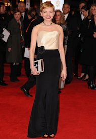 Michelle Williams' H&M Dress at the BAFTA Awards 2012: All The Details!