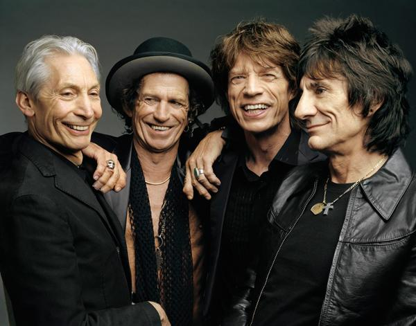 The Rolling Stones, Photo by Mark Seliger