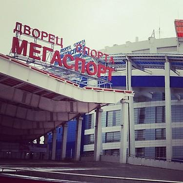 MegaSport complex in Moscow